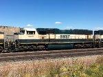 BNSF 9827