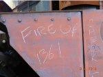 """""""FIRE UP 1361"""""""