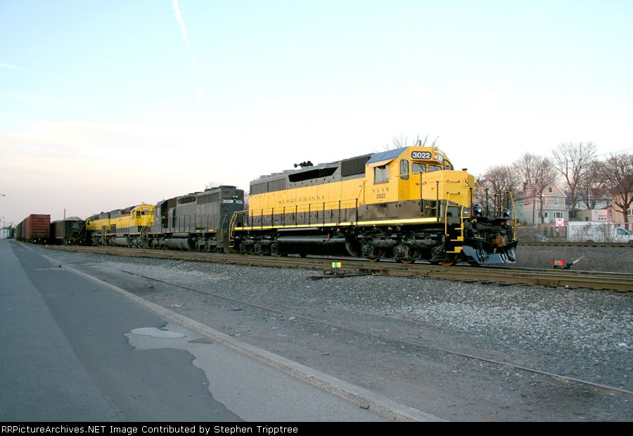 NYSW 3022