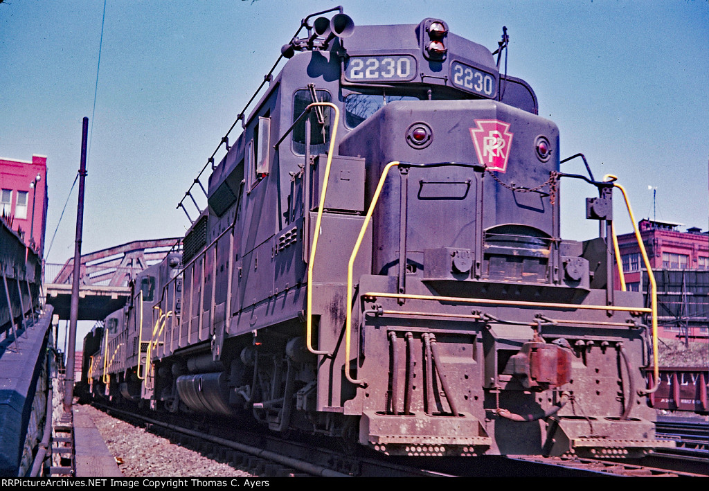 PRR 2230, EF-22, 1964