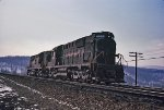PRR 8668, AS-18AM, 1965
