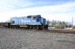 GP15-1 #1 sports a coat of Original Conrail paint