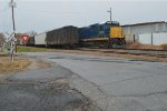 Switching the Anderson Yard
