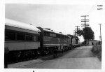 Delaware and Hudson Adirondack train Montreal/New-York