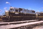 BRC GP38-2 #494 - Belt Rwy of Chicago