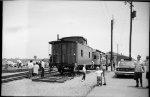 Strasburg caboose #11