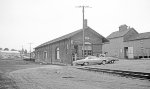 Gettysburg WM freight station