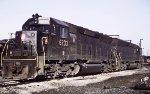 PC 6233, SD45, 1969