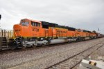 BNSF 9730 Has been turned into a SD70MACe