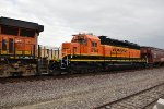 BNSF 1754 Roster.