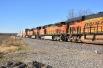 BNSF 5160 Roster.
