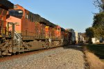 BNSF 3940 Roster.