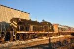 PREX 102 Ole Pioneer Railway unit.