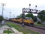 EB UP at Rochelle, IL