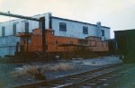 G&W cabooses 10 and 8