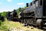 Recovery of two steam engines - the true story