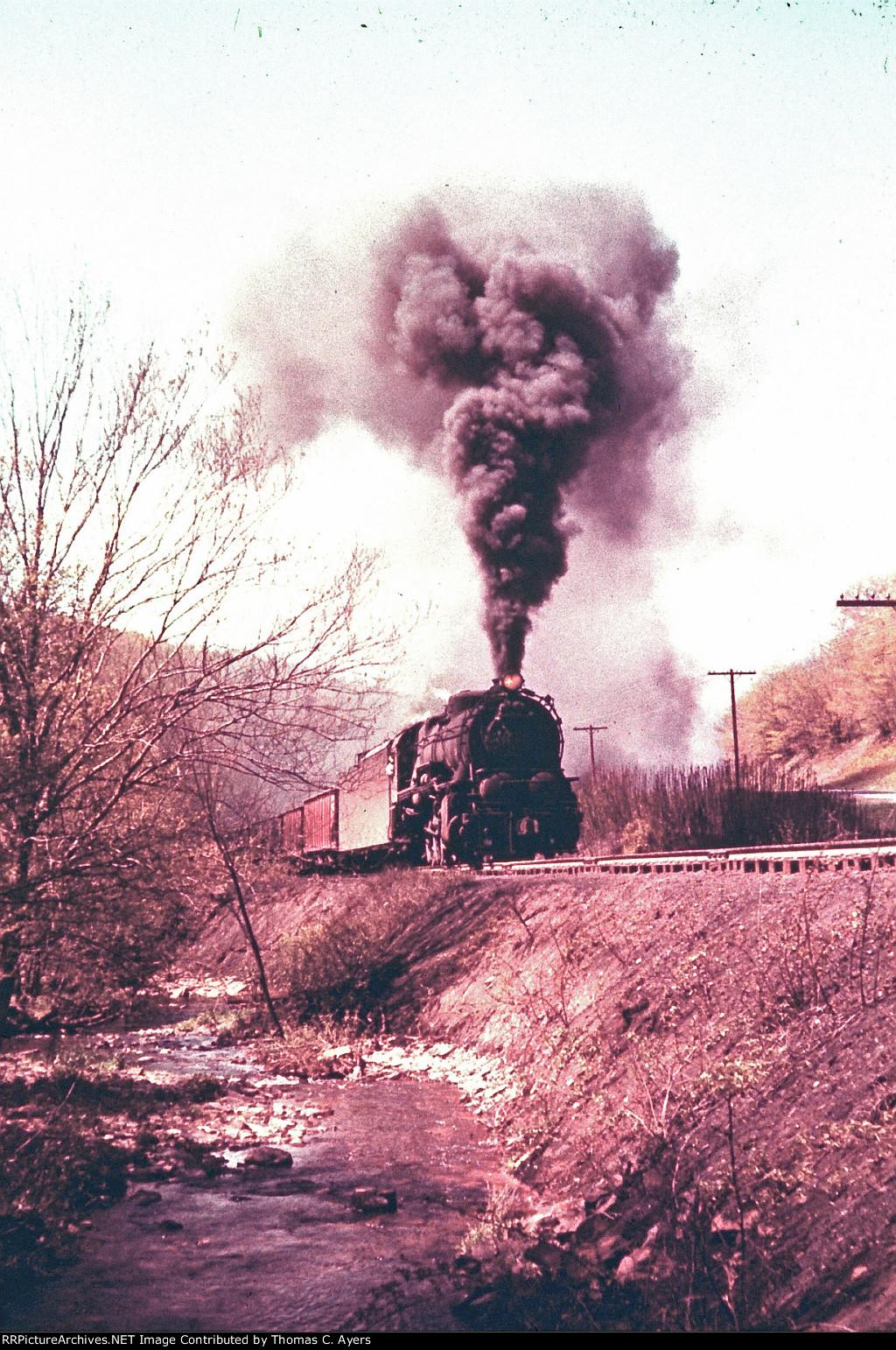 PRR 4311, I-1SA, 1957