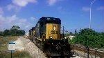 CSX K Train @ Boynton Beach