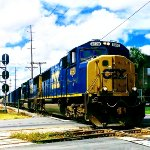 CSX Mulberry Crossing