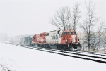 Heavy snow and Transfer 1