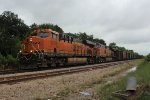 BNSF 8209 and 4516