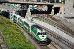 Commuter moves west