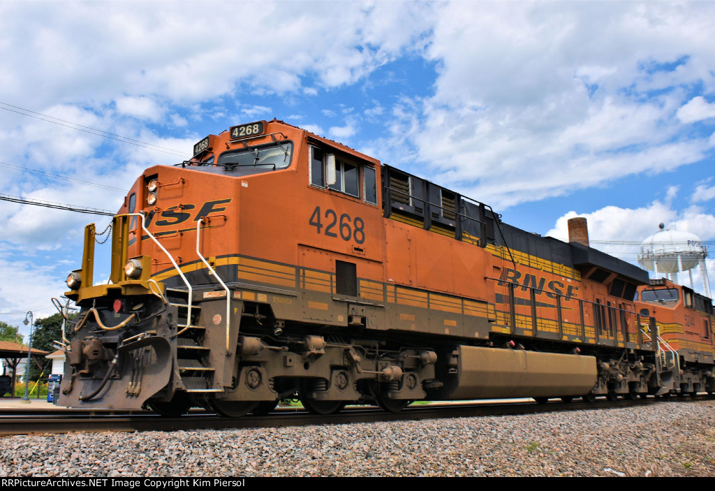BNSF 4268