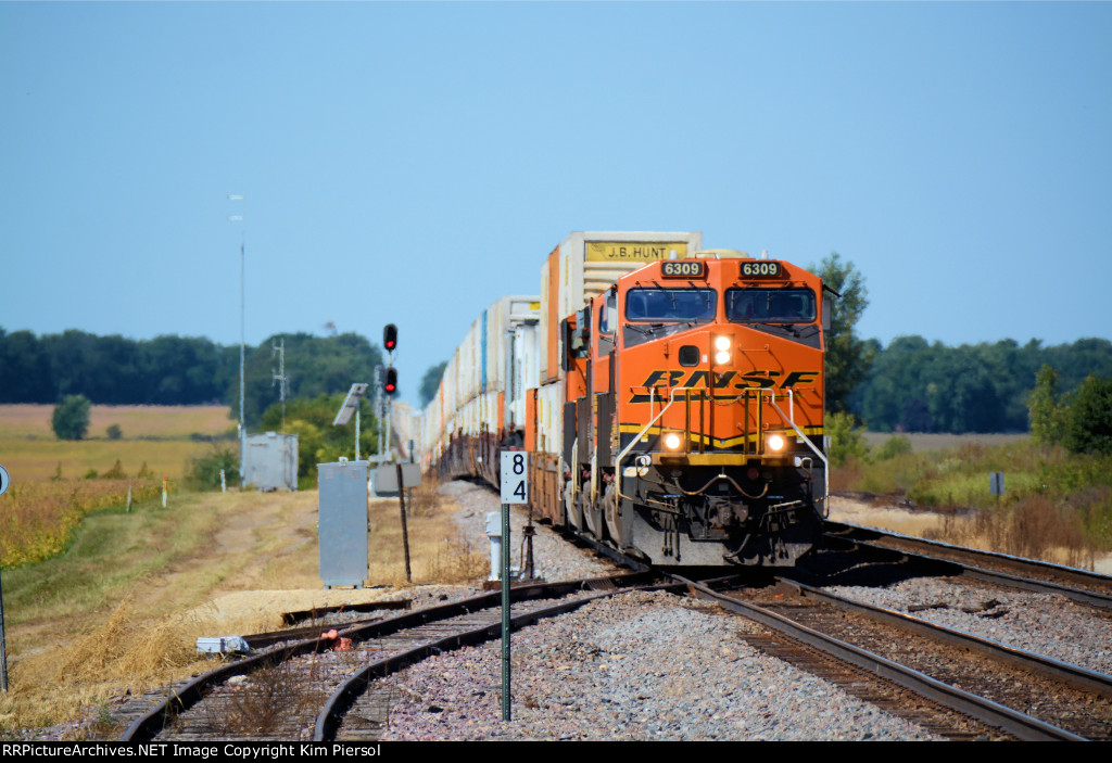 BNSF 6309