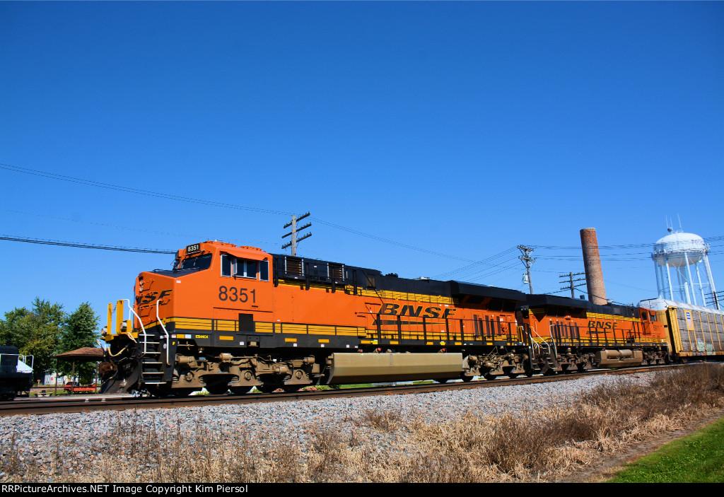 BNSF 8351