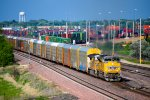 Union Pacific Global III Intermodal Terminal