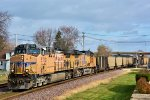 UP 5712 WB Coal Empties