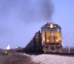G844 eastbound on the PRR