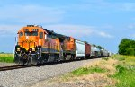 BNSF 2661 and 530