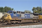 CSXT 7896 On CSX K 514 South Out Of New River Yard
