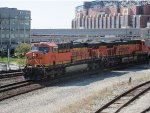 BNSF at Indianapolis Union Station