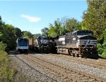 NJT 3510; NS 5277 and 9335