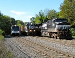 NJT 3511; NS 5277 and 9335