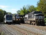 NJT 3512; NS 5277 and 9335