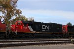 Canadian National SD60 5435