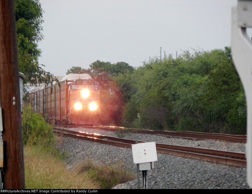UP 5925 South