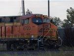 BNSF ES44C4 6723