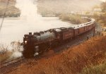 Steamtown Bellows Falls Vermont October 1980