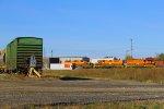 Boisbriand Rail Yard