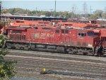 CP Rail System AC4400