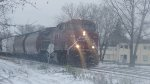 CP 8539 in the Snowfall