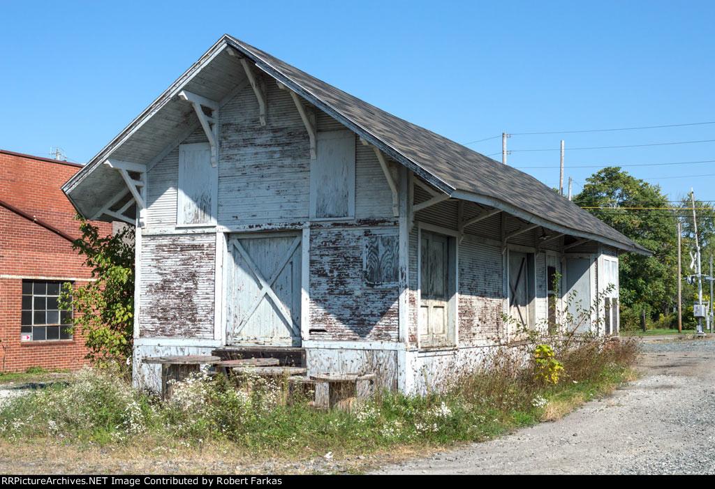 Ex-B&O station