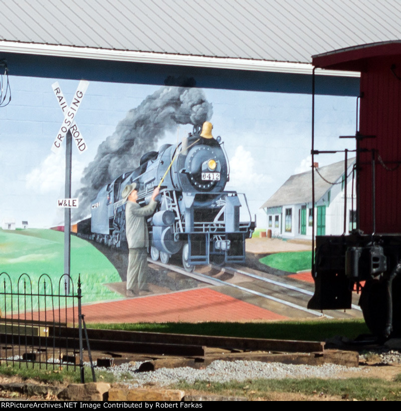 W&LE 6412 Mural