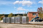New signal boxes for replacement signals for ex-B&O CPL signals