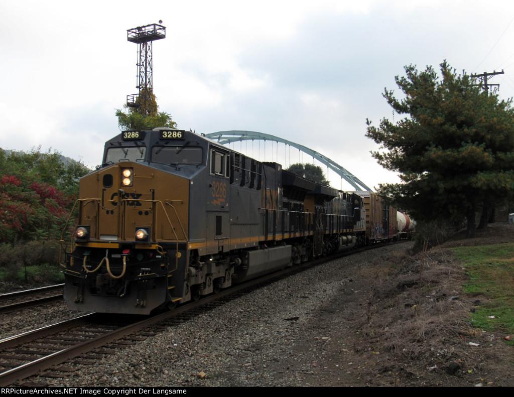 CSX 3286 M355-19