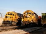 BNSF 2198 and BNSF 3168